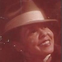 "Ms. Rozella ""Woodie"" Jones"