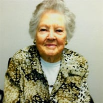 Ruby Evalena Terry
