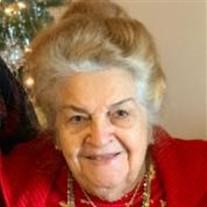 Gladys Mae (Gil) Montgomery