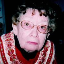 Geraldine D. Waters