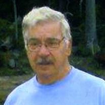 """Ronald Barry """"Buzz"""" Hewitt Sr."""