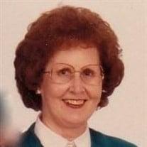 Mary Lou Harris McBride