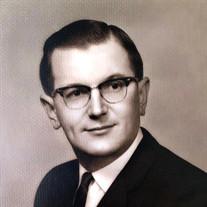 Reverend Samuel Wilbert Hofer