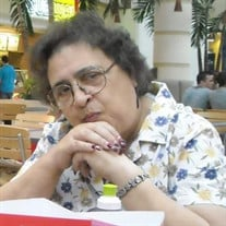 Ms. Anna Louise Betz