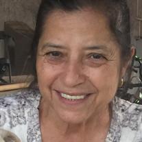 Dora Nilda Salinas