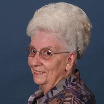 Rev. Evelyn Brigmond Roberts Cox