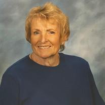 Mrs Margaret Faucett