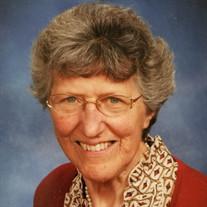 Barbara Edith Schafer
