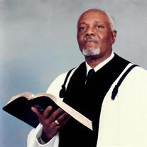 Pastor Cozy Len Gage, Sr