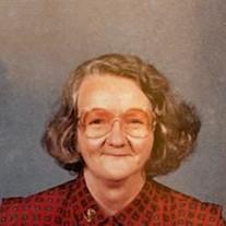Rosemary Baxter
