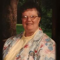 Margaret Yvonne Melcher