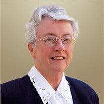 Sr. Margaret  Mary Lyons SSJ
