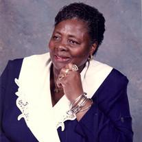 Mrs. Doris Lee Hanna