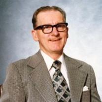 "Joseph Gordon ""Gordie"" Thibault"