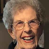 Janet Caroline White Reagan