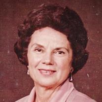 Vera J Mortimer