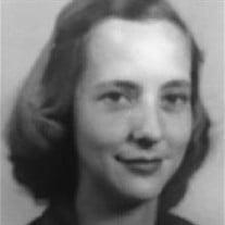 Ann  Burgin Hurst
