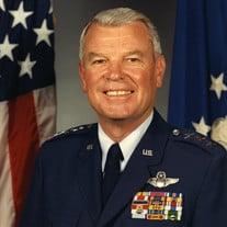 Lt. Gen.. Buford Derald Lary, USAF (Ret)