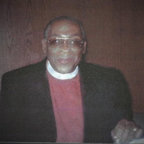 Rev. Harold  William  Watson,  Sr.