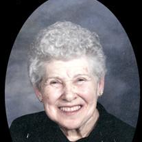 Patsy J (Anderson)  Bedeker