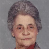 Bess Zervos