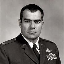 """Col. Robert """"Bob"""" Karl Selke"""