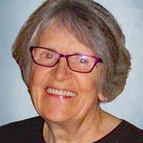 Elizabeth  Mary Corrance Wilson