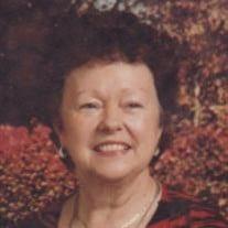 Frances Jacqueline Byers