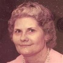 Eula  Mae Ward