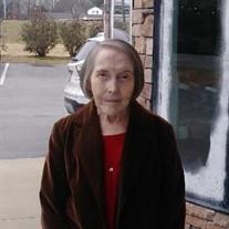 Virginia Ann Tidwell