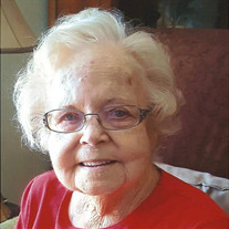 Mrs. Louise Gladden Horton