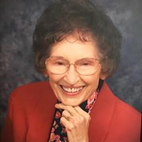 Mrs. Thelma McNeill