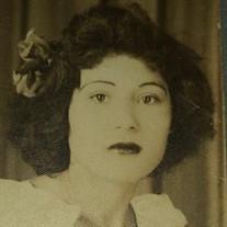 Altagracia Lopez Borrego