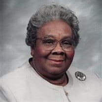 Mother Clara Mae Harris Bryant