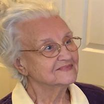 Geraldine M Mullen