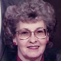 Mary Windsor Sharpe