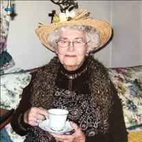 Mozelle Irene Gatewood