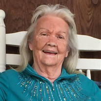 Mrs. Reba Ellenburg Spearman Gordon