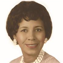 Mrs.  Mary Elizabeth Brooks-Robinson