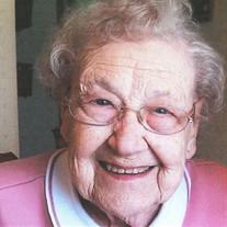Velma Arline Hageness