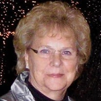 Marilyn Phyllis Reed-Carlstrom
