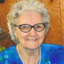 Gladys Sue Garner