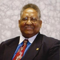 Rev. Clovis McKenzie  Screws Sr.