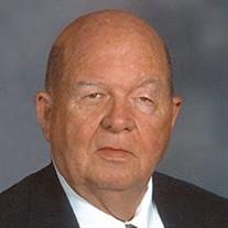 """James P. """"Jim"""" Sanders"""