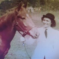 Mary C. Woodward