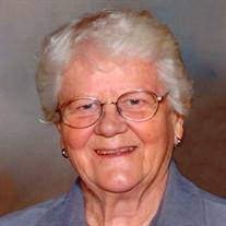June Delores Hedstrom