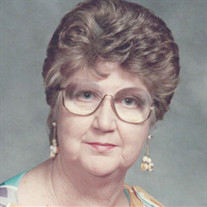 "Gladys ""Sug"" Belle Simerly Webb"