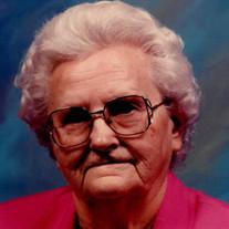 Mrs Marie Taylor Guffey