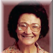 Mrs.  Colleen Sager Alexander