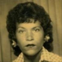 "Isabel ""Vel"" Serrato Hernandez"